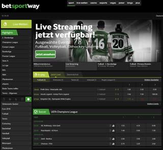 betway homepage